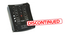 Discontinued Audio