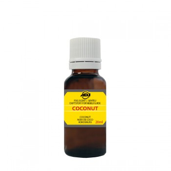 fog scent coconut 20ml