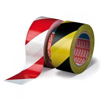 TESA Marking & warning tape re/wh 60760