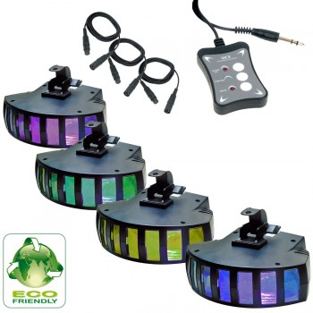 Saturn Tri LED SYS