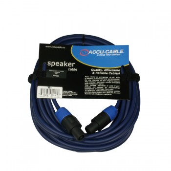 AC-SP2-2,5/10 Speaker cable 2pin 2x2,5mm