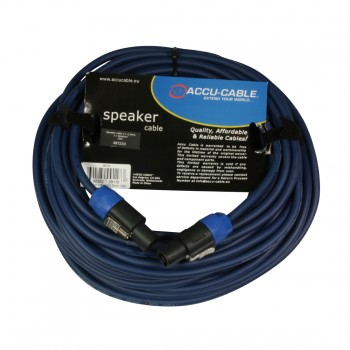 AC-SP2-2,5/20 Speaker cable 2pin 2x2,5mm