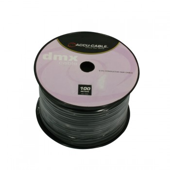 AC-DMX5/100R DMX cable on Roll 5 100m
