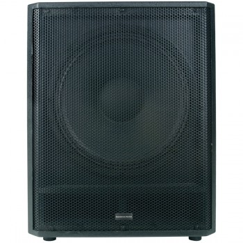 PSW 15P powered subwoofer