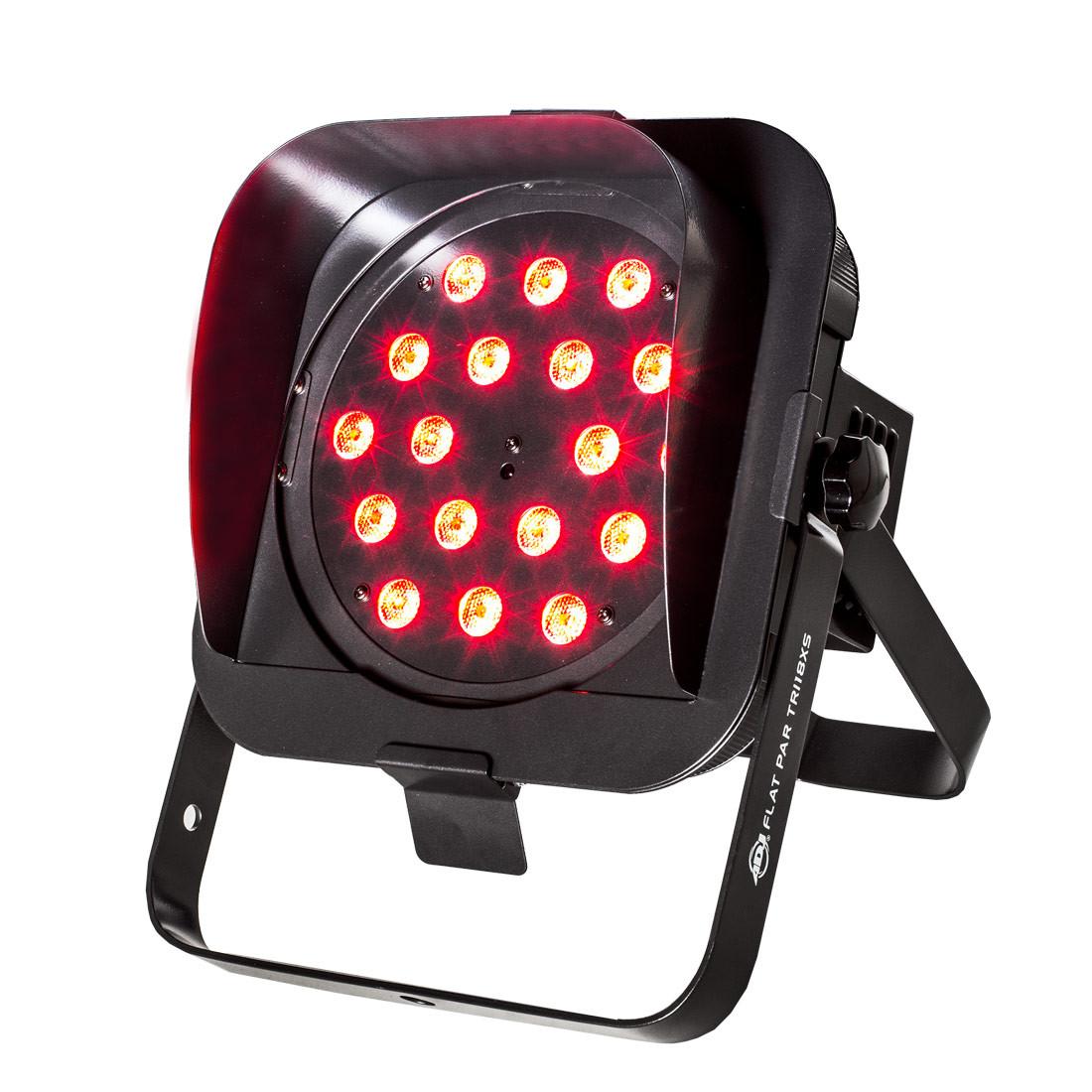Flat par tri18xs led flat par lighting lights products flat par tri18xs parisarafo Choice Image