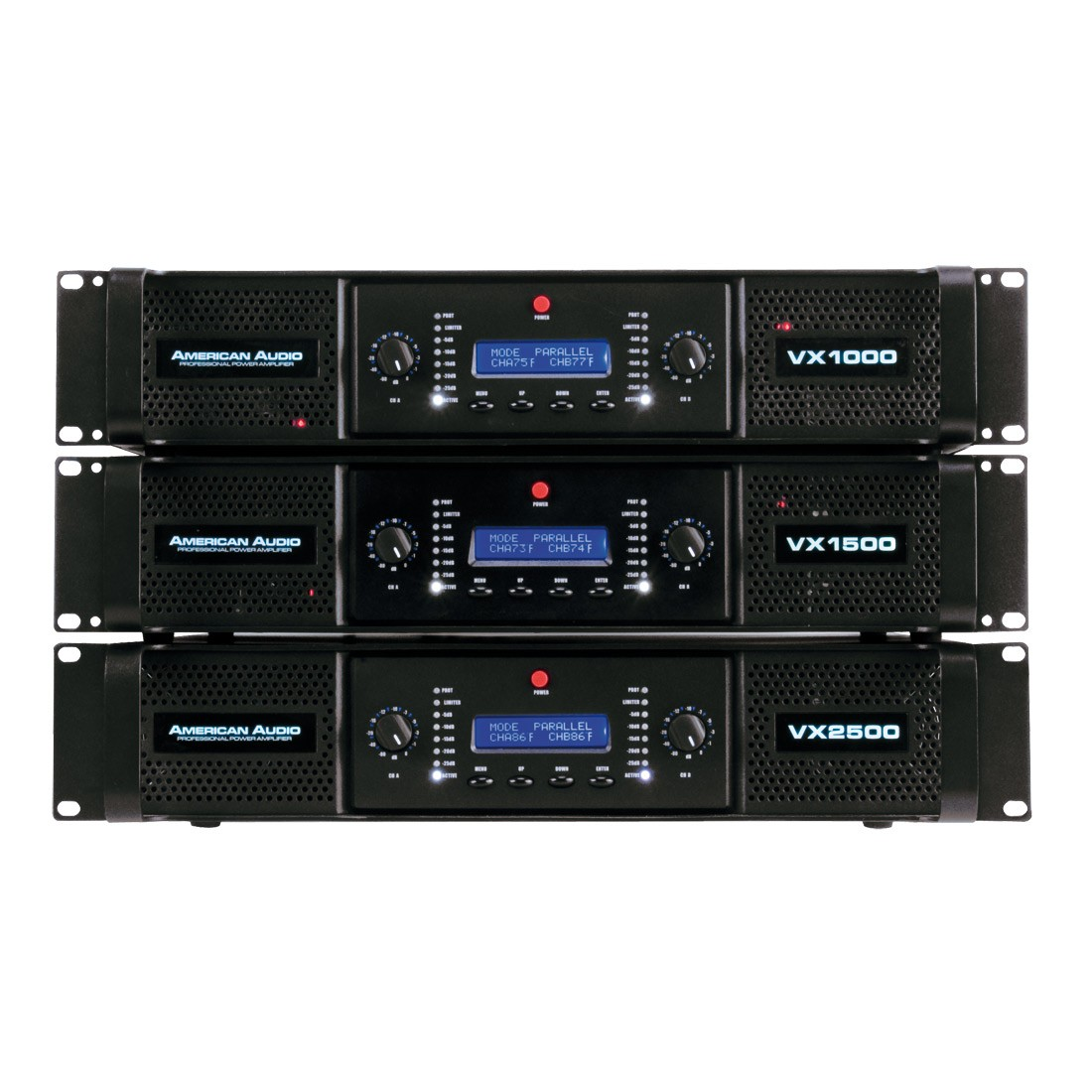 VX-1500 Amplifier - Product Archive Audio - Audio ...