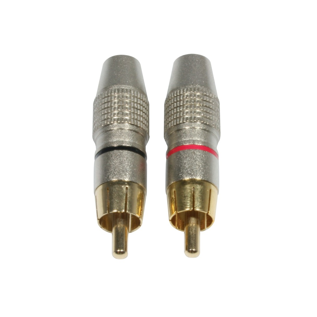 Rca Cable Locator : Ac c rmg set rca cinch plug male gold cable connectors