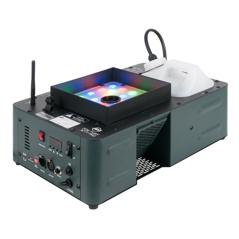 dmx fog machine adapter